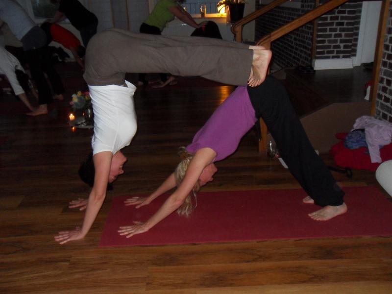 Yoga-Woche an der Ostsee - Yoga und Reisen